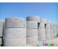Кольца бетонные в Краснодаре