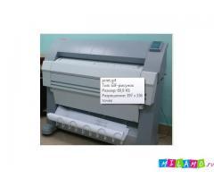 Oce TDS 320 cr плоттер cканер копир