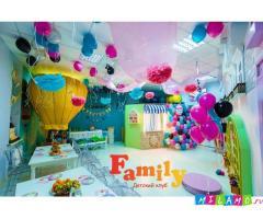 Мир детских праздников Family