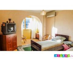Продается 2-х комнатная квартира с шикарным видом на море и горы в Партените