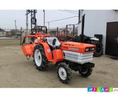 Японский мини трактор Kubota B1600D
