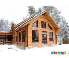 Строительство загородных домов, коттеджей и дач!
