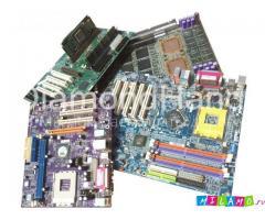 Скупка компьютерного лома, плат и процессоров. Дорого.