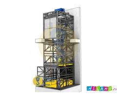Шахтный грузовой подъемник вместо лифта – выгодное вложение!