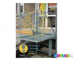 Вертикальный подъемник для инвалидов «Выбор» - движение без преград