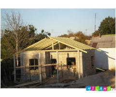 Строительство дома за 3 месяца