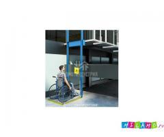 Вертикальный инвалидный подъемник «Выбор» от изготовителя за 60 000 рублей!
