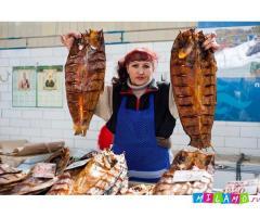 Рыбообработчики, рыбаки на заводы Дальнего Востока