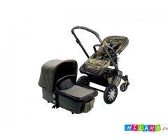 Bugaboo cameleon3 полная коляска - специальная версия для дизельных камуфляжей