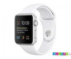 Apple Watch 38 mm sport white S1