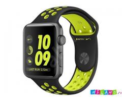 Apple Watch 42 mm Nike black/volt