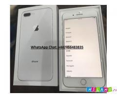 Apple iPhone 8 64GB - $ 450USD / Apple iPhone 8 Plus 64GB - $ 490USD
