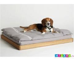 Удобные кровати для домашних питомцев.