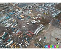 Аренда земельного участка внутри МКАД для организации хранения, стоянки, складов.