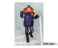 Детская зимняя одежда по оптовым ценам