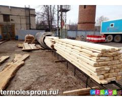 Установки для термообработки древесины.