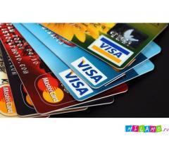 заработок в интернет, копии кредитных карт
