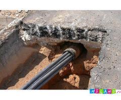Услуги ГНБ/прокола грунтадиаметром от 16 до 315 мм