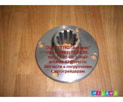 Фланец РОМа ПК-33, ПК-40, запчасти к погрузчикам и автогрейдерам