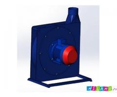 Радиальный вентилятор PZO-7.5-MU