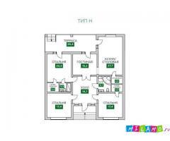 продаю дом 150 кв.м. в Знаменмком