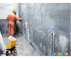 Услуги по устройству гидроизоляции, дренажа и водоотвода под ключ