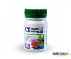 Жидкое удобрение Фульвохелат + Р + К для сморидины и жимолости 60мл