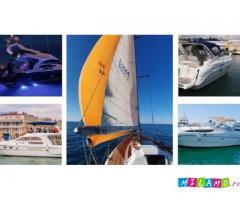 Sochi Charter - Прокат (фрахтование/аренда) яхт Сочи