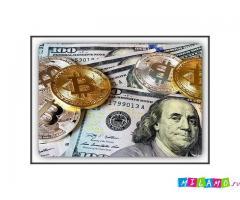 Оказываем (следующие) финансовые бизнес услуги