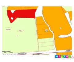 Продается земельный участок 19 Га
