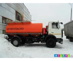 Автотопливозаправщик 11 м3 на шасси МАЗ 5340В2