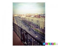 3-х комнатная квартира на СУТКИ в самом центре Минска