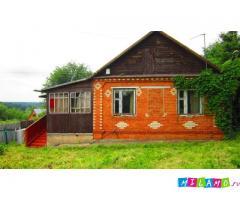 Продаётся кирпичный дом 60 кв.м
