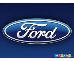 Установка автосигнализации на Ford!