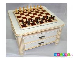 Продаю столик для игры в карты,шахматы и нарды.