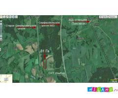 Земельный участок из категории земель населенных пунк