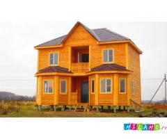 Продаётся  брусовой дом площадь 100 кв.м.